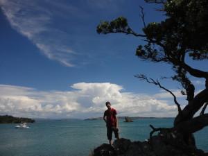 On Waiheke Island